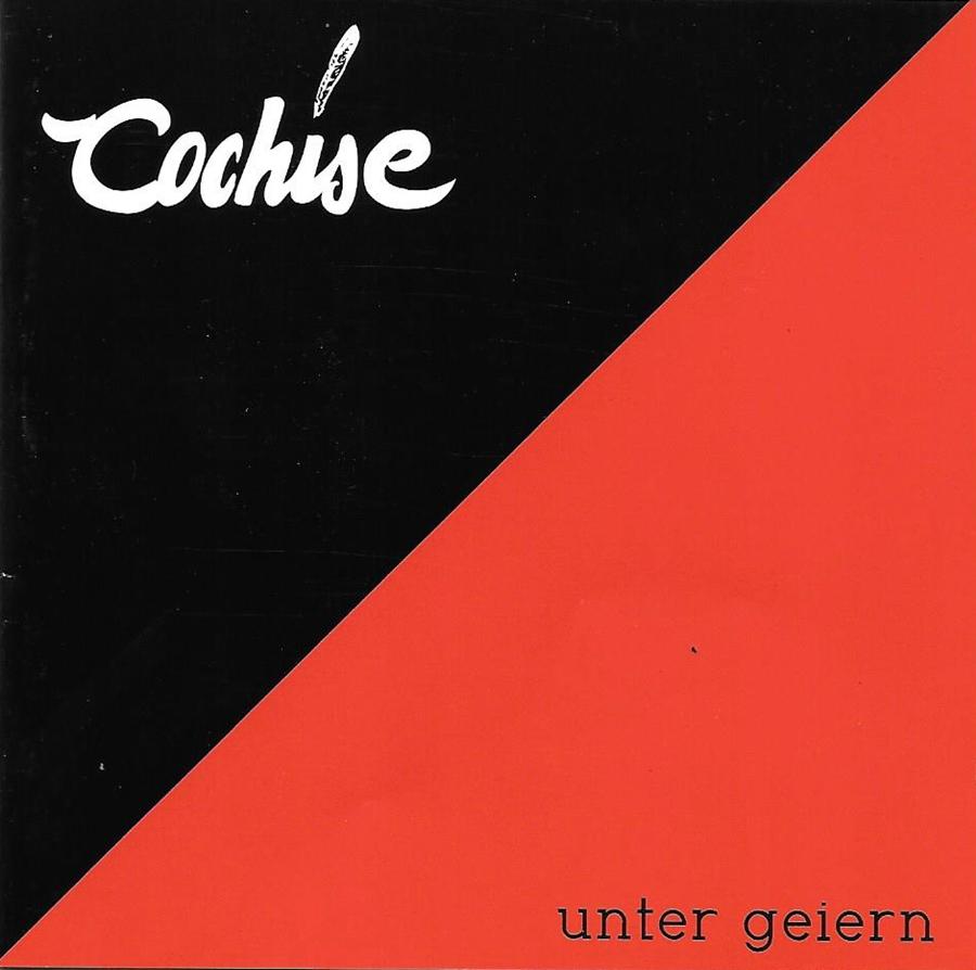 Cochise 1982: Unter Geiern