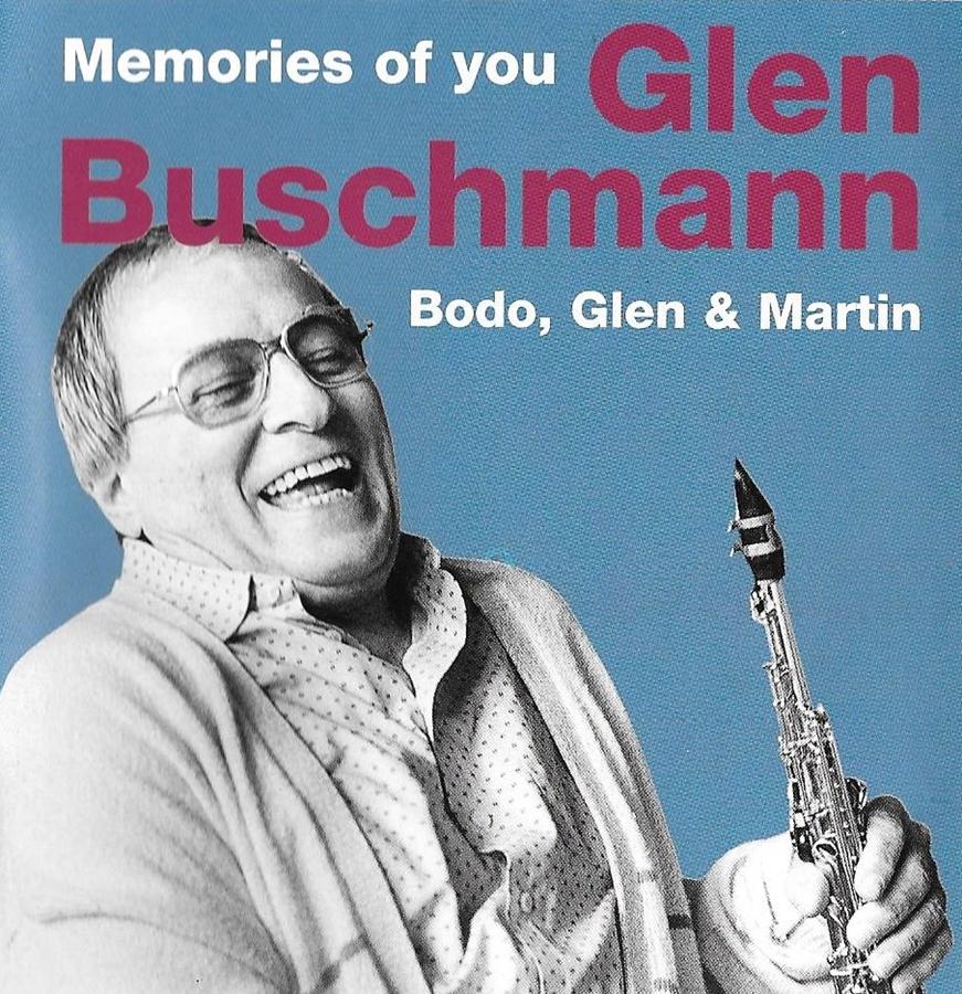 Glen Buschmann Trio 1995: Memories of you