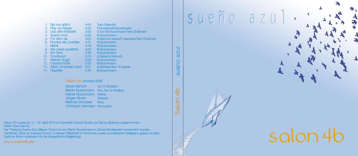Deine Stimme für Sueño Azul