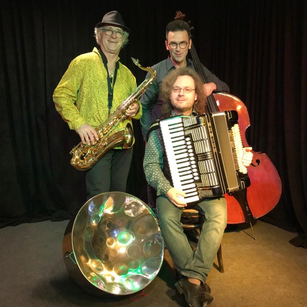 06.06.2020 Trio Glen Buschmann im Dortmunder U